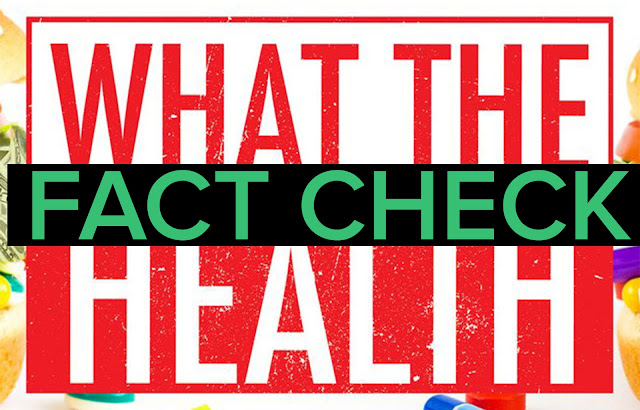 What the Health Fact Check?