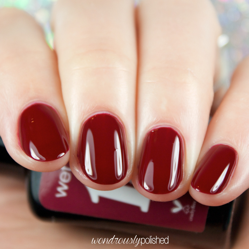 Wondrously Polished: Wet N Wild, 1-Step Wonder Gel: Swatches & Review