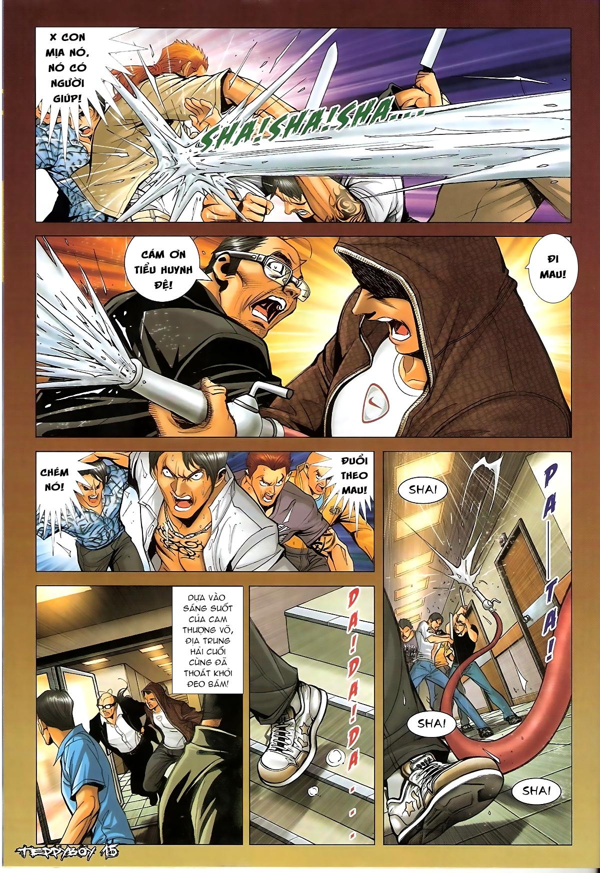 Người Trong Giang Hồ - Chapter 1317: Tao phải thắng lão - Pic 13
