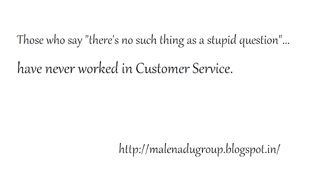 funny thoughts on customer care, bpo