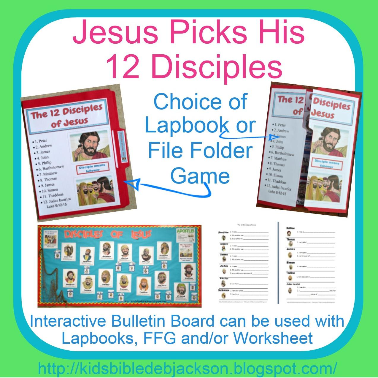 http://www.biblefunforkids.com/2014/07/jesus-picks-his-disciples.html