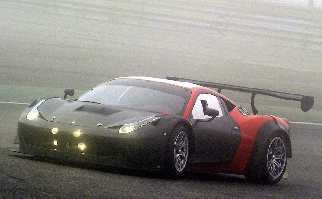 2013 Ferrari 458 GT3