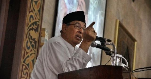 Quraisy Shihab : Jangan Pilih Pemimpin yang Menggebu-gebu Ingin Berkuasa