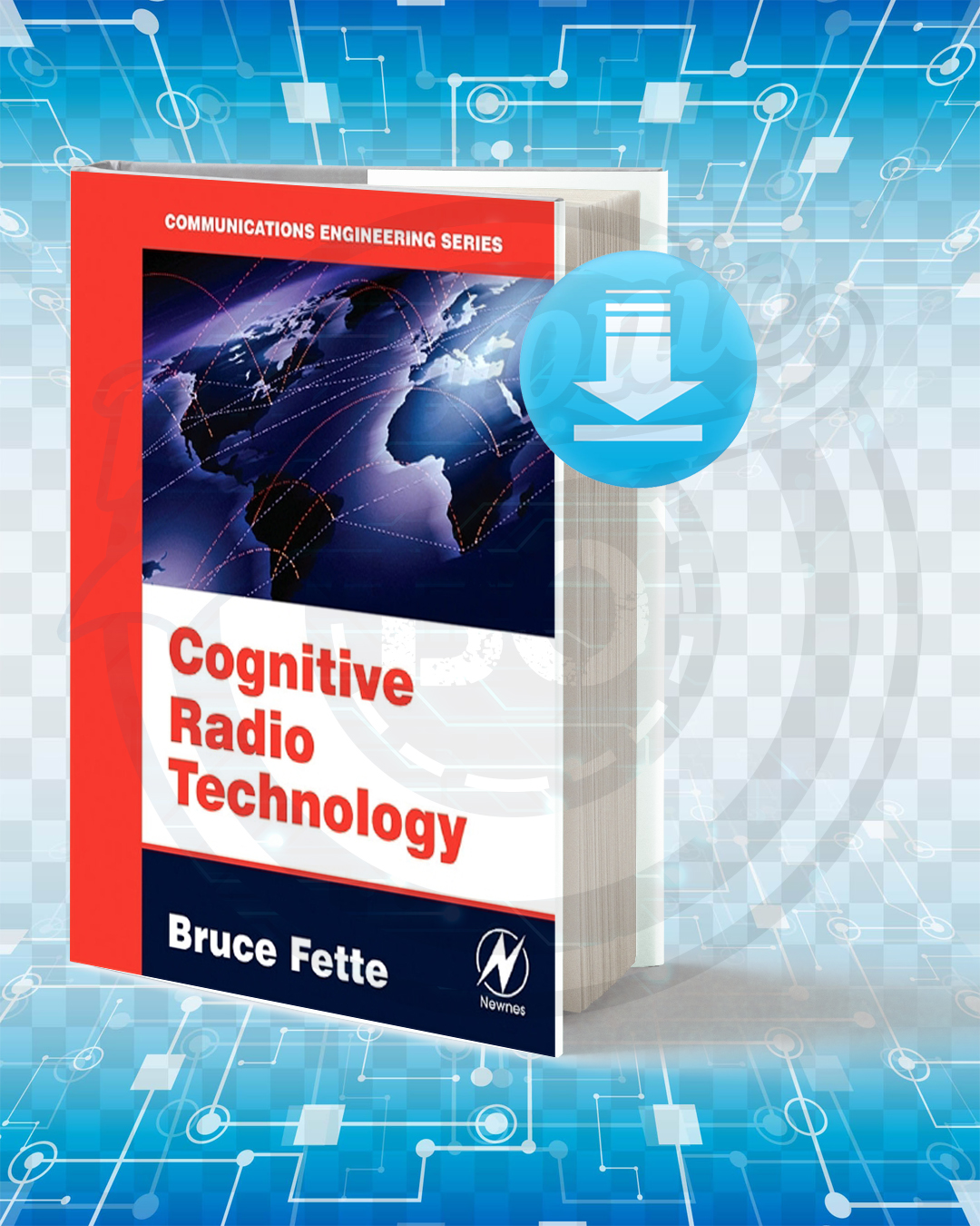 Free Book Cognitive Radio Technology pdf.