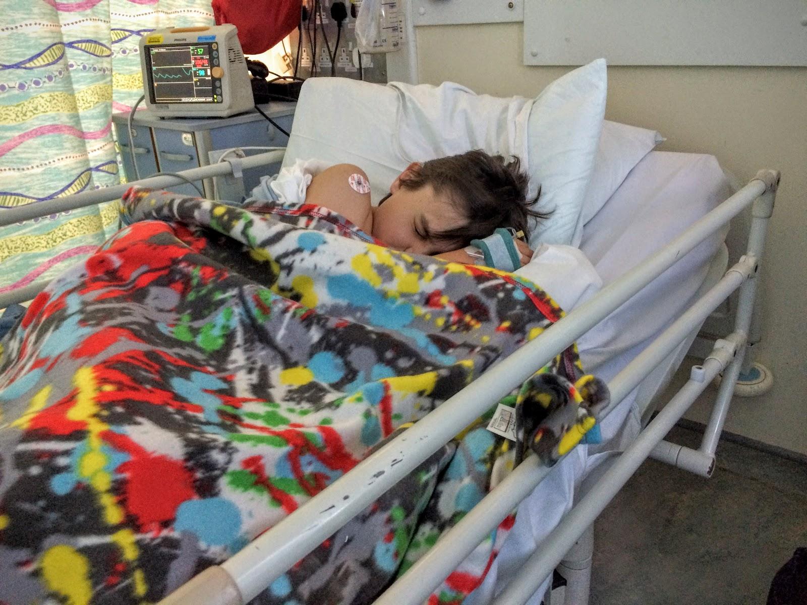 Danny's Stent Enlargement, Hypoplastic Left Heart Syndrome, Birmingham Children's Hospital