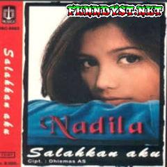Nadila - Salahkan Aku (1996) Album cover