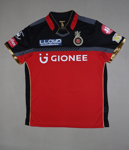 Gionee India announced its association with the Bengaluru franchise of the Indian Premier League Team,'Royal Challengers Bangalore',