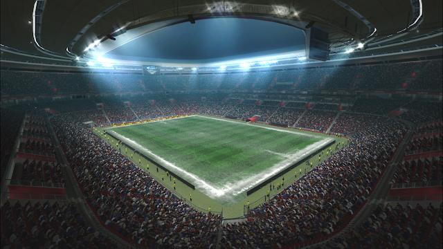 الثلج لبعض لملاعب 2017 Stadiums
