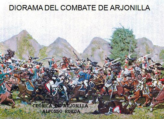 http://cronicadearjonilla.blogspot.com.es/2016/06/diorama-del-combate-de-arjonilla.html