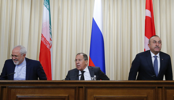 Ο Πούτιν αλλάζει την ατζέντα του συριακού