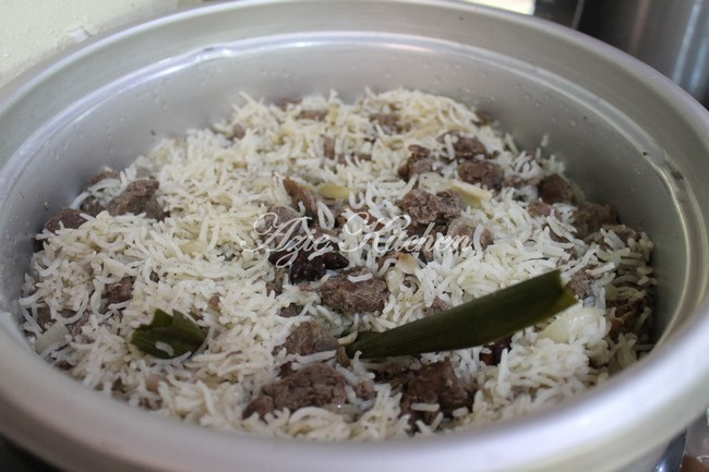 Nasi Daging Utara Yang Terlajak Sedap Azie Kitchen