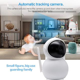 telecamera automatico tracking y02 ip camera