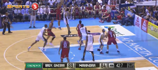 Ginebra def. Mahindra, 93-86 (REPLAY VIDEO) September 9