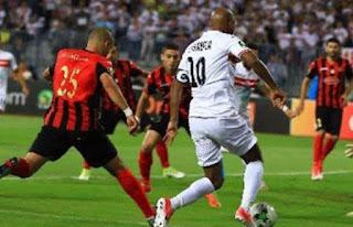 موعد مباراة الزمالك واتحاد العاصمة دور الاياب  الجولة الرابعة من دور المجموعات لبطولة دوري أبطال إفريقيا
