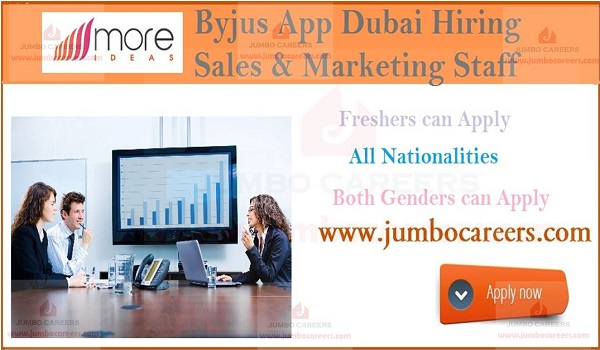 Office jobs in UAE, Sales jobs in UAE, Recent job vacancies in UAE,