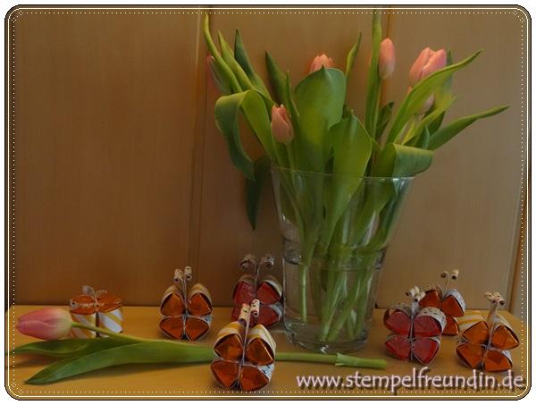 Jessika Tschenscher, Stampin up, Stempelfreundin, Küsschen, Anleitung, Schmetterling