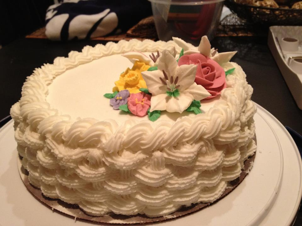 The Nog ♡ Logs: Wilton Cake Decorating Classes