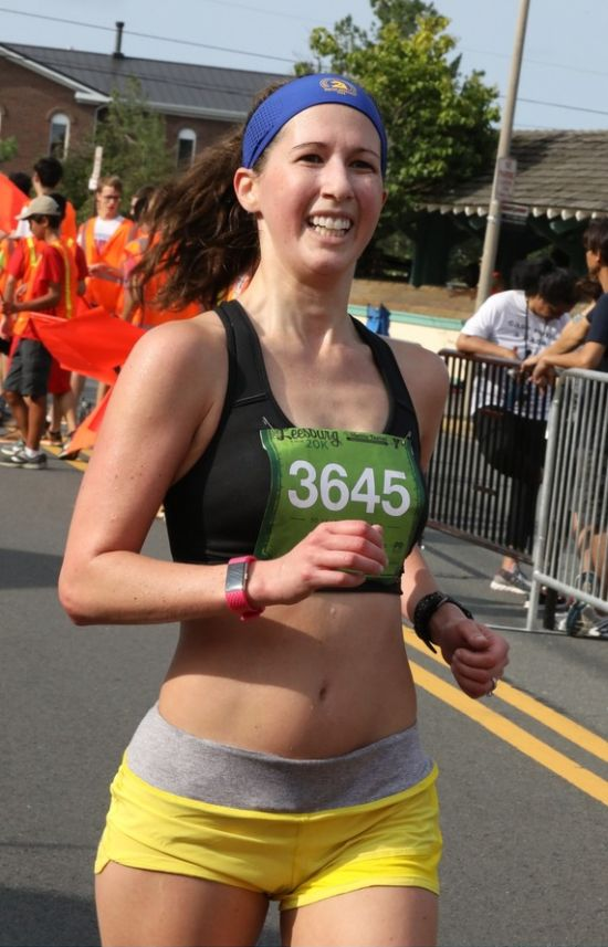 Racing Stripes: Leesburg 20K: The ups and the downs