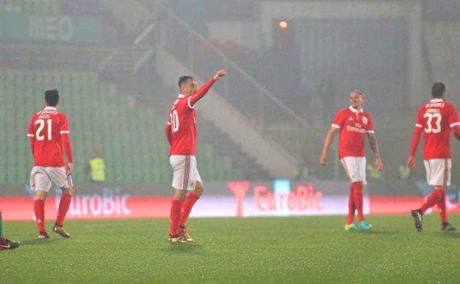 Benfica Futebol Jonas