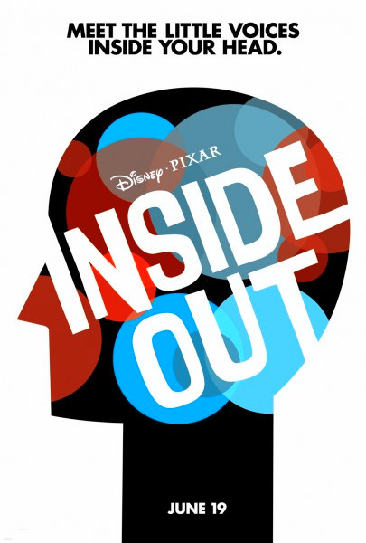 Inside Out Movie Film 2015 - Sinopsis (Diane Lane, Amy Poehler)