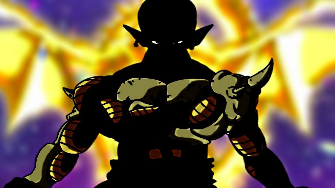 Zalama Zeno The God Connection Dragon Ball Krigeta Best