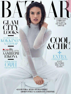 Alessandra Ambrosio Harpers Bazaar Greece 2017  05 ~ Celebs.in Exclusive Celebrities Picture Galleries