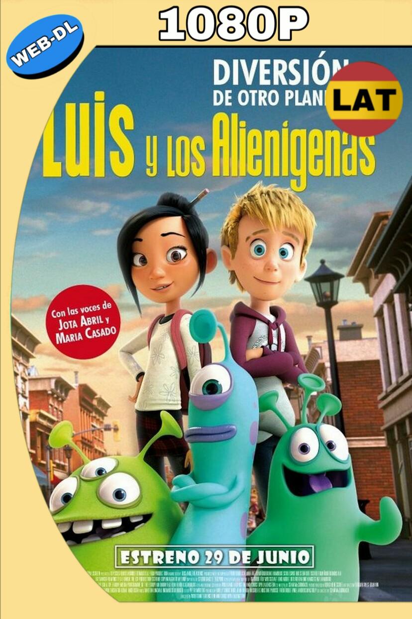 LUIS Y LOS ALIENS (2018) WEB-DL 1080P LATINO-INGLES MKV
