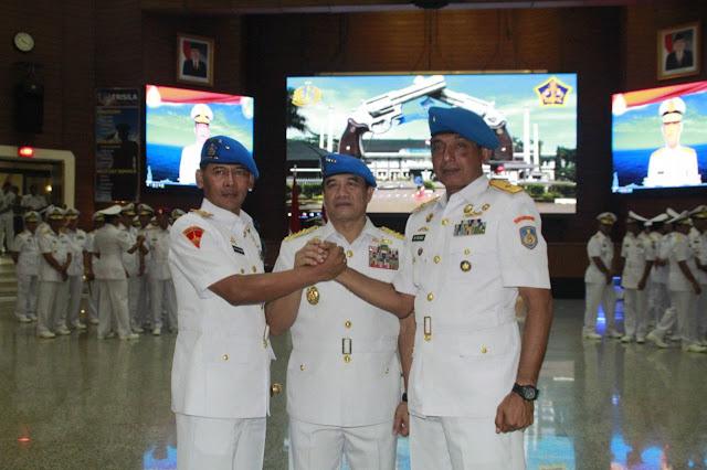 Puspomal Resmi Dipimpin Brigjen TNI (Mar) I Ketut Suardana