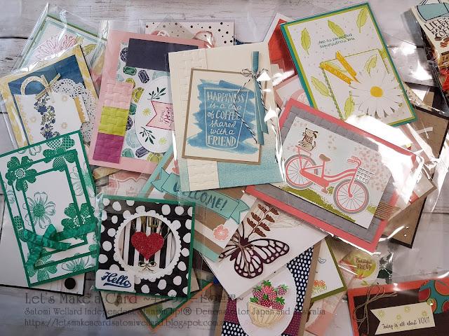 On Stage Tokyo Swaps Satomi Wellard-Independent Stampin'Up! Demonstrator in Japan and Australia, #su, #stampinup, #cardmaking, #papercrafting, #rubberstamping, #stampinuponlineorder, #craftonlinestore, #papercrafting, #handmadegreetingcard, #greetingcards  #スタンピン #スタンピンアップ #スタンピンアップ公認デモンストレーター #ウェラード里美 #手作りカード #スタンプ #カードメーキング #ペーパークラフト #スクラップブッキング #ハンドメイド #オンラインクラス #スタンピンアップオンラインオーダー #スタンピンアップオンラインショップ #フェイスブックライブワークショップ   #オンステージ東京スワップ