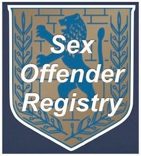 grant funding for sex offender registry