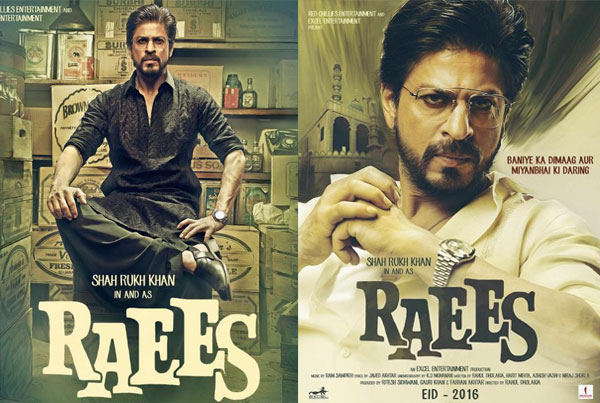 Raees 1st Day Collection, Day 1 Box Office Collection