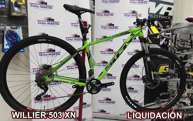 Wilier 503 XN oferta