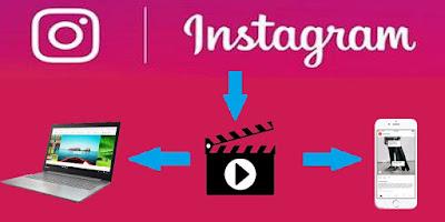 Cara, Download, Video, Dari, Instagram, Dengan, Mudah, Di, Hp, Android, PC, laptop,