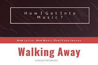 George Hentu wrote Walking Away -New Lyrics