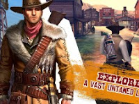 Download Six-Guns MOD APK + DATA Unlimited Money v2.9.1f for Android HACK Gang Showdown Terbaru 2018