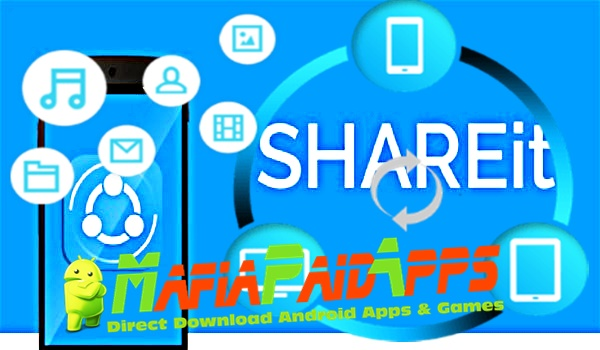 SHAREit: File Transfer,Sharing Apk MafiaPaidApps