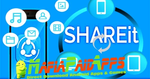 SHAREit – Connect & Transfer Apk + Mod (Ad free) for android