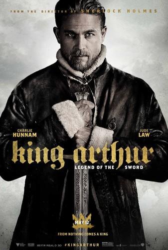 Rey Arturo: La leyenda de Excalibur (2017) [720p – Latino] [Fantástico]