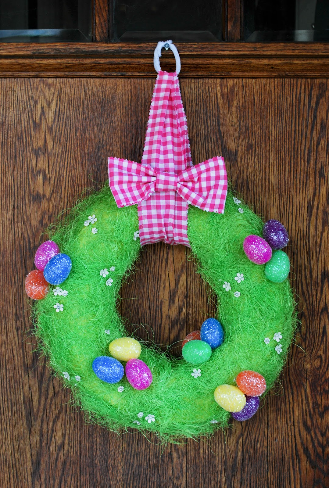 How To.... Do Something: How To Make An Easter Wreath