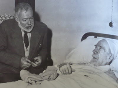 Hemingway a Pío Baroja