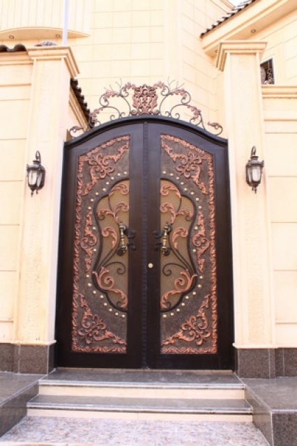 So you always welcome the visitors through the front Entrances door. This is the main reason why Entrances door should be very beautiful and awesome. & Dwell Of Decor: 22 Luxury Outdoor Entrances Door Designs Pezcame.Com