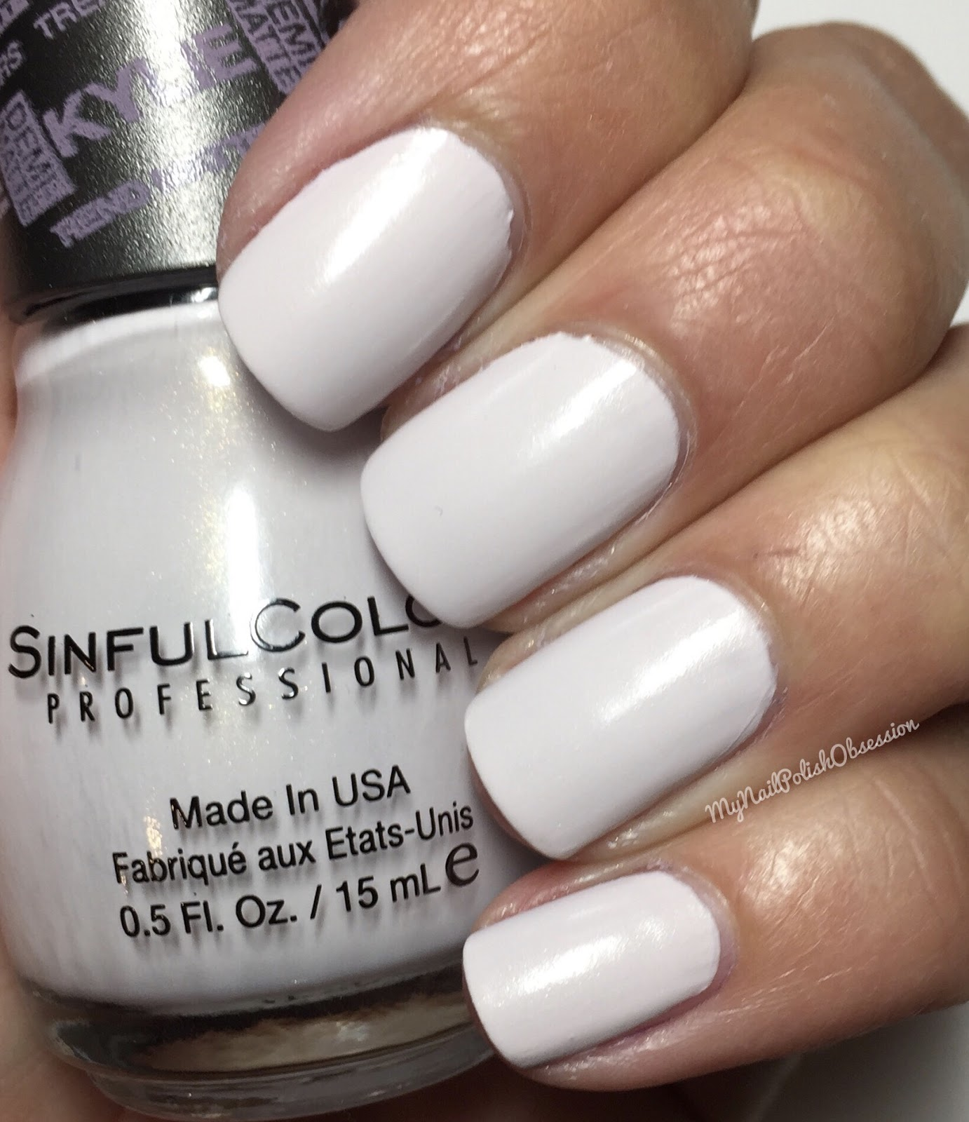 My Nail Polish Obsession Sinful Colors Kylie Jenner Trend Matters Partial Review