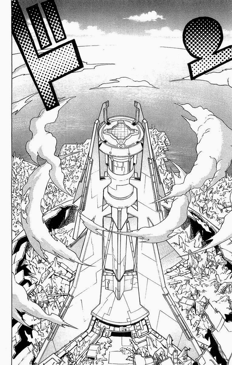 YUGI-OH! chap 243 - jonouchi và marik trang 5