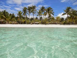 Andare a vivere nelle Filippine spiaggia