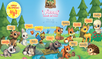 Logo Con i Piccoli animali del Bosco vinci 6 Ipad Mini 3 Wi-Fi