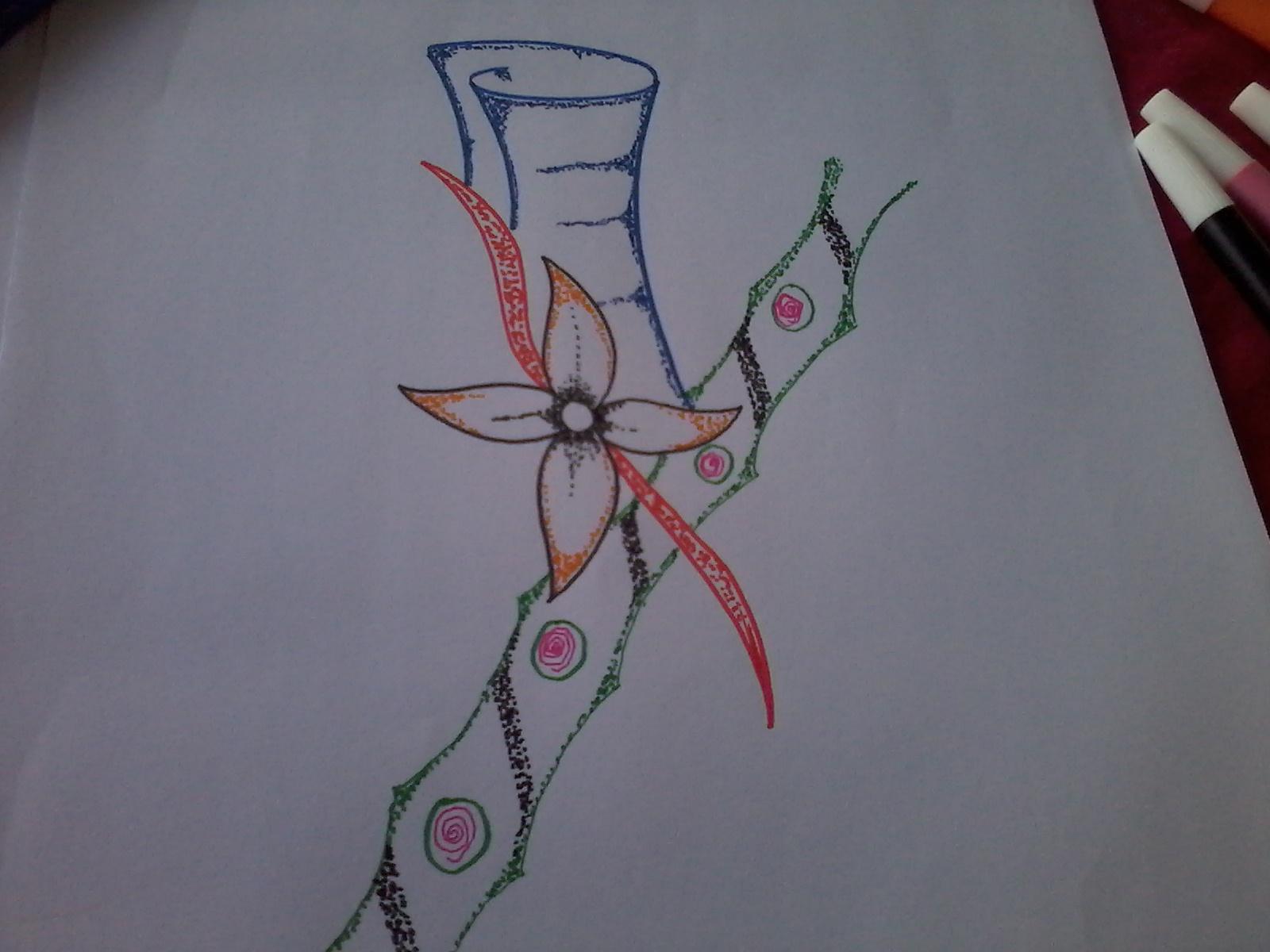 Belajar membuat grafiti sederhana untuk anak tk kang jum