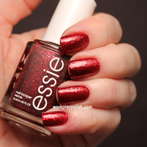 Essie 2012 Leading Lady Collection: Leading Lady (work / play / polish)