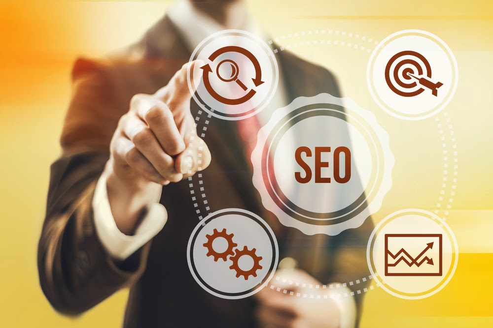 Search engine optimization is the backbone