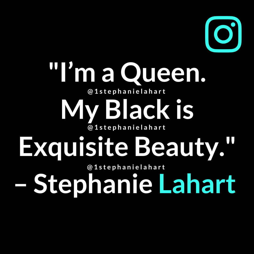Stephanie Lahart Poems Quotes Articles And More My Black Is