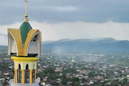 Daftar Kabupaten dan Kota Terbesar di Provinsi Nusa Tenggara Barat